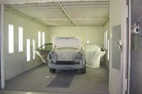 Munro Paint Booth